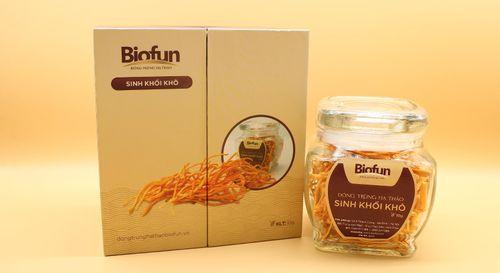 BioFun mời đối tác cùng phân phối đông trùng hạ thảo - Ảnh 1