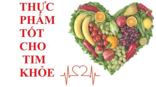 Tuân thủ chế độ ăn hợp lý giúp phòng ngừa bệnh suy tim do mạch vành - Ảnh 1