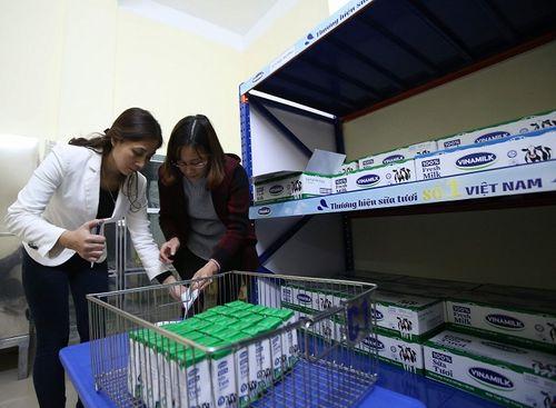 Nhiều tín hiệu tích cực sau 2 tháng triển khai Chương trình Sữa học đường Hà Nội - Ảnh 1