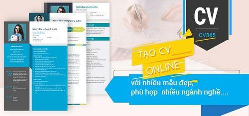 Timviec365.vn - địa chỉ tạo CV xin việc online chuyên nghiệp - Ảnh 1