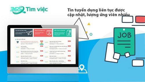Timviec365.vn - địa chỉ tạo CV xin việc online chuyên nghiệp - Ảnh 3