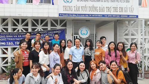 """TMV Sài Gòn Venus và những chương trình từ thiện ý nghĩa """"Cho đi là còn mãi"""" - Ảnh 5"""