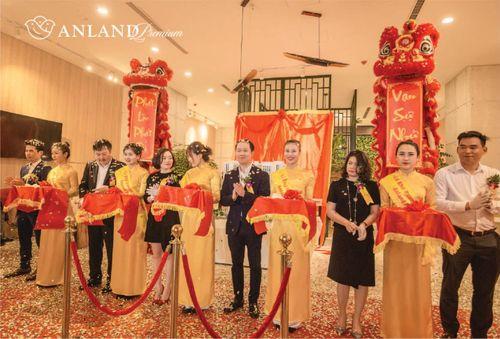Giao dịch sôi động trong Lễ Khai trương căn hộ mẫu dự án Anland Premium - Ảnh 1
