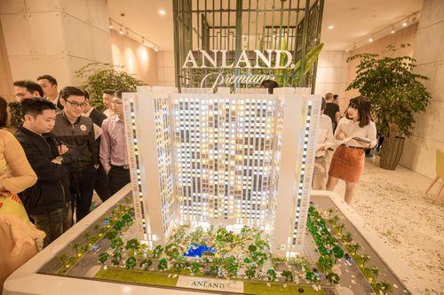 Giao dịch sôi động trong Lễ Khai trương căn hộ mẫu dự án Anland Premium - Ảnh 2