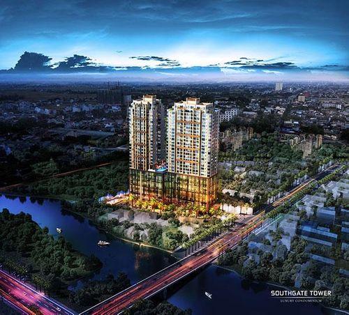 Officetel Southgate Tower – cơ hội vàng của các nhà đầu tư  - Ảnh 1