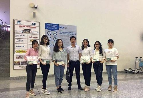 Lứa sinh viên Điều dưỡng - ĐH Đại Nam đầu tiên sang Nhật thực tập - Ảnh 1
