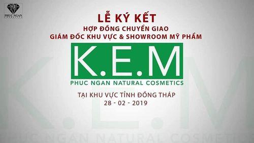 Mỹ phẩm K.E.M nhận được sự quan tâm lớn từ các chuyên gia da liễu - Ảnh 3