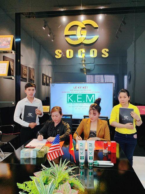 Mỹ phẩm K.E.M nhận được sự quan tâm lớn từ các chuyên gia da liễu - Ảnh 1
