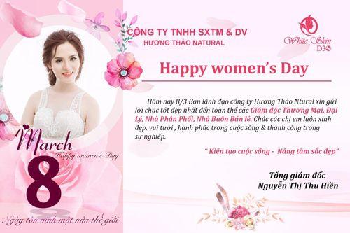 Quốc tế phụ nữ 8/3 - Ngày phái đẹp được tôn vinh - Ảnh 1
