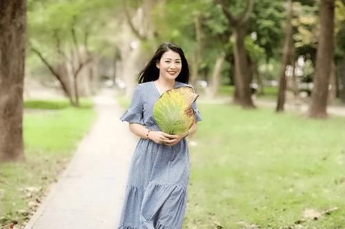 Những hình ảnh đời thường của Hoa hậu Doanh nhân Đàm Hương Thủy - Ảnh 5