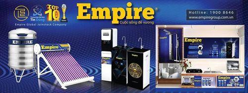 Máy nước nóng năng lượng mặt trời Empire - Ảnh 5