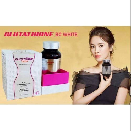 Đánh tan gốc nám hiệu quả không tưởng với Glutathione BC White - Ảnh 2
