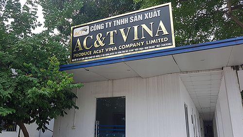 Nhà máy kim khí AC&T VINA vô tư nổi lò nấu nhôm dù chưa hoàn thành bảo vệ môi trường - Ảnh 1