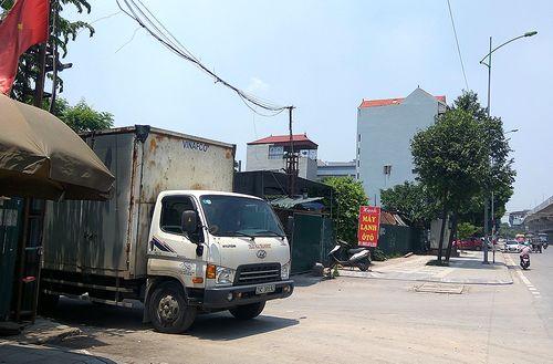 Sau xử phạt, bãi xe không phép tại dự án Văn La vẫn ngang nhiên tồn tại - Ảnh 6