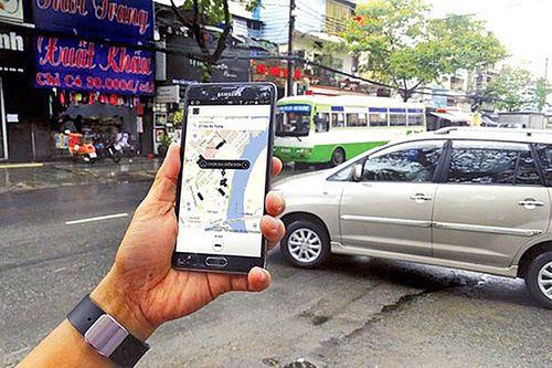 Khốc liệt cuộc chiến taxi công nghệ, người dùng hưởng lợi - Ảnh 2