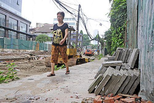 Hà Nội: Cận cảnh dự án 1,6km đường mương đầu tư 740 tỷ đồng, 10 năm vẫn chưa xong - Ảnh 10