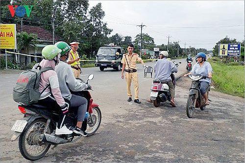 Bình Thuận: Sập cầu chưa rõ nguyên nhân, giao thông bị chia cắt - Ảnh 3