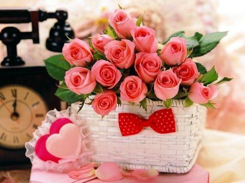 Top hình ảnh hoa đẹp ngày 20-10 tặng chị em phụ nữ