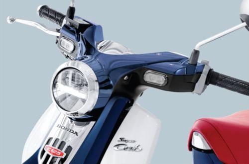 Honda Super Cub C125 ra mắt thị trường Việt, đắt hơn Honda SH có gì đặc biệt? - Ảnh 3