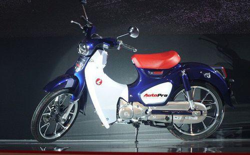 Honda Super Cub C125 ra mắt thị trường Việt, đắt hơn Honda SH có gì đặc biệt? - Ảnh 1