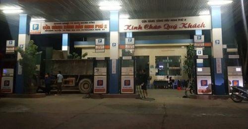 """Bộ Công Thương thông báo điều chỉnh, cây xăng Nghệ An vẫn """"quên"""" giảm giá - Ảnh 1"""