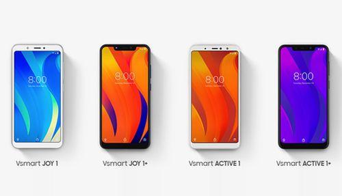 Vsmart chính thức ra mắt 4 smartphone giá từ 2,5 triệu đồng, cấu hình cực khủng - Ảnh 2