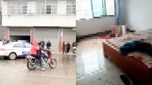 Con trai 12 tuổi sát hại mẹ ruột chỉ vì bị đánh đòn khiến nhiều người run sợ - Ảnh 1