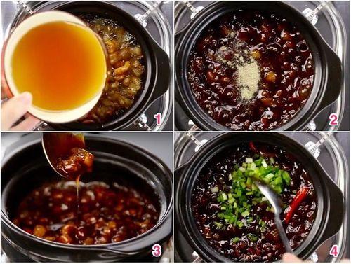 Cách làm món kho quẹt cho mâm cơm ngày mưa thêm ấm cúng - Ảnh 2