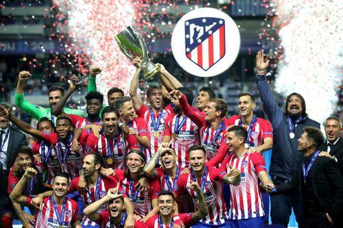 Đánh bại Real Madrid, Atletico Madrid lần thứ 3 giành Siêu cúp Châu Âu - Ảnh 3