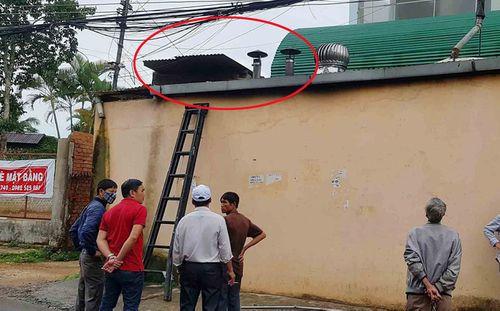 Phát hiện 2 vợ chồng tử vong trên tầng thượng ngôi nhà 3 tầng - Ảnh 1