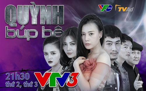 """""""Quỳnh búp bê"""" bất ngờ trở lại trên VTV3 từ ngày 3/9 sau thời gian dừng phát sóng - Ảnh 1"""