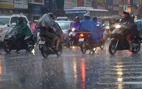 Dự báo thời tiết ngày 18/8: Cả nước mưa to gió lớn, cảnh báo lũ ở miền núi phía Bắc - Ảnh 1