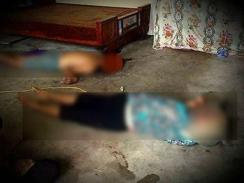 Thái Bình: Xót xa hai vợ chồng chết thảm vì điện giật - Ảnh 1