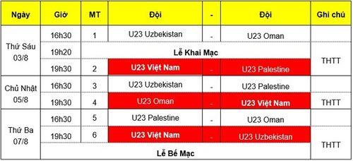 U23 Việt Nam vs U23 Palestine: Chờ đợi màn tái xuất của những người hùng - Ảnh 1