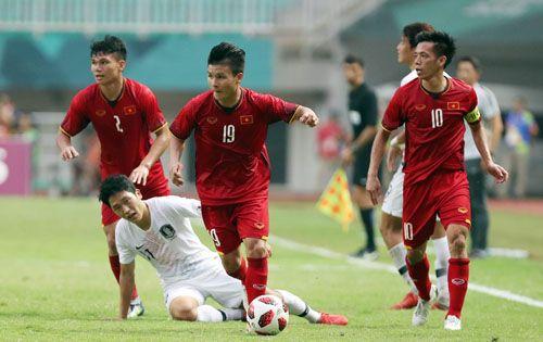 Người hâm mộ tin đội tuyển Việt Nam sẽ giành huy chương đồng tại ASIAD 2018 - Ảnh 1