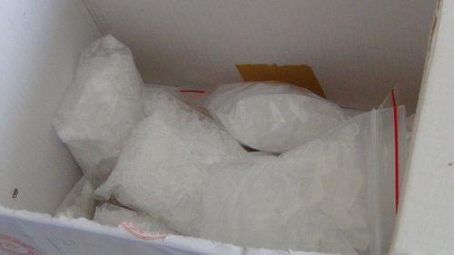 Bắt giữ chủ phế liệu kiêm cả thu mua ma túy - Ảnh 1