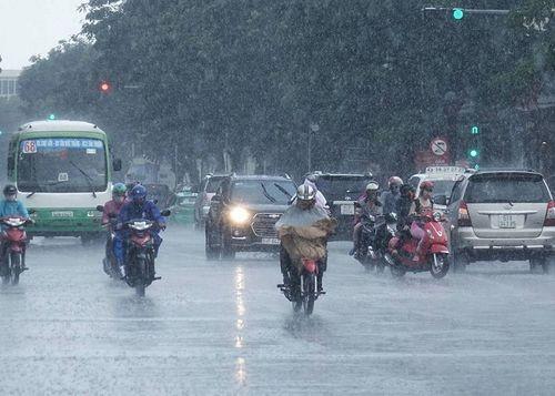 Dự báo thời tiết 27/9: Miền Bắc mưa dông diện rộng, đề phòng ngập lụt - Ảnh 1
