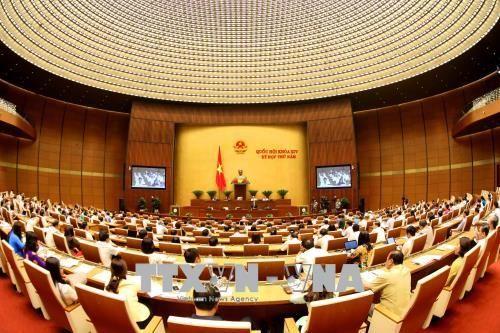 Phân công chuẩn bị nội dung Kỳ họp thứ 6, Quốc hội khóa XIV - Ảnh 1