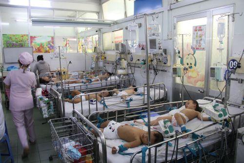 TP. HCM: Số trẻ nhập viện vì tay chân miệng tăng gấp 5 lần - Ảnh 2