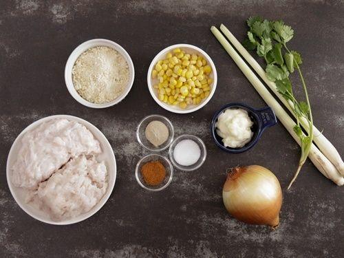 Món ngon mỗi ngày: Chả tôm mực cuốn sả nướng cho ngày cuối tuần - Ảnh 1
