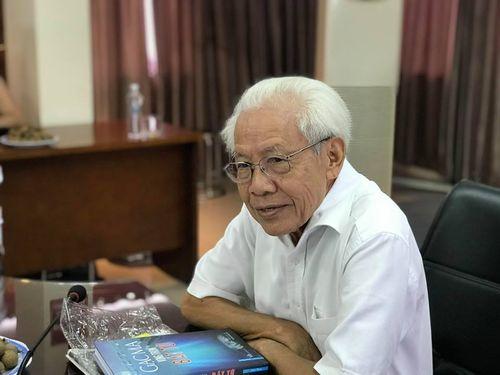 GS. Hồ Ngọc Đại: Sách của tôi sẽ tồn tại vĩnh viễn - Ảnh 2