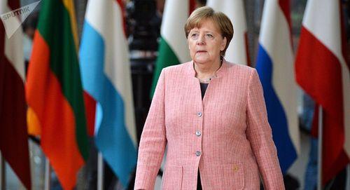 Bà Merkel đồng ý với ông Putin về chiến dịch chống khủng bố ở Idlib - Ảnh 1