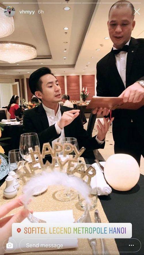 Choáng váng với tiệc chào năm mới của Rich Kid Việt - Ảnh 6