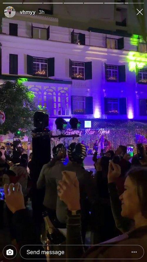 Choáng váng với tiệc chào năm mới của Rich Kid Việt - Ảnh 7