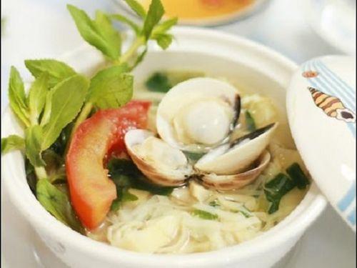 Món ngon mỗi ngày: Canh ngao nấu măng chua nóng hổi - Ảnh 3