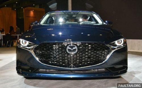 Ngắm Mazda 3 2019 bất ngờ xuất hiện tại Đông Nam Á, sắp về Việt Nam - Ảnh 2