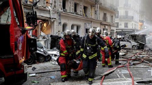 Nổ lớn tại Paris khiến ít nhất 20 người bị thương - Ảnh 2
