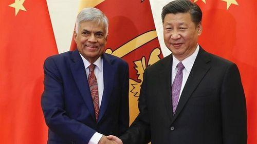 """Đang """"ngập"""" trong nợ, Sri Lanka vẫn tính vay Trung Quốc thêm 300 triệu USD - Ảnh 1"""