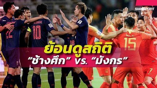 """HLV Thái Lan tin """"Voi chiến"""" gặp Trung Quốc là một điều tốt - Ảnh 1"""