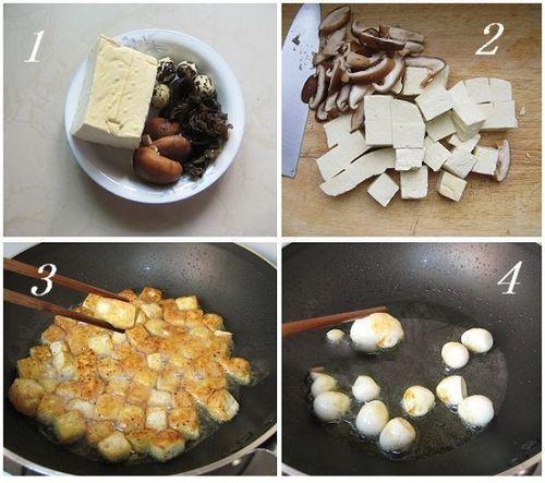 Món ngon mỗi ngày: Trứng kho nấm đậu giải ngán sau Tết - Ảnh 2
